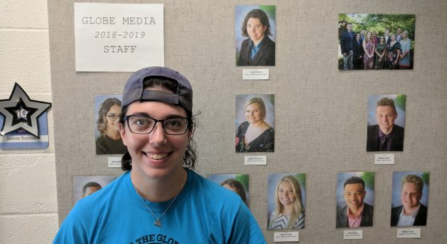 Q&A with Laura Hoover, student station manager of Globe Media