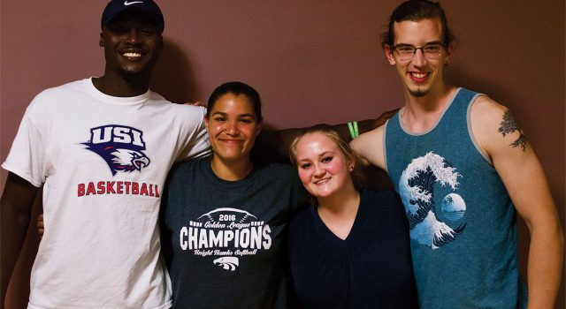 Residence Assistants find a home in student apartments