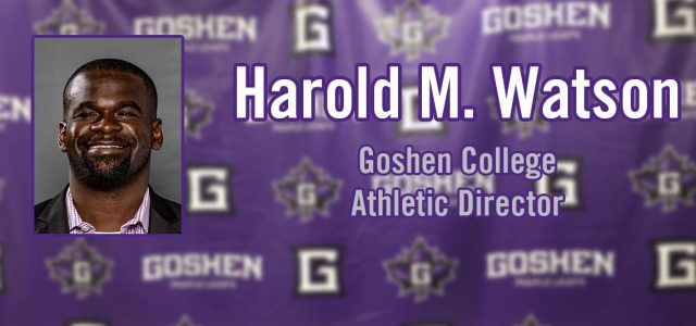Welcoming Watson: Athletic Director Arrives at Goshen College