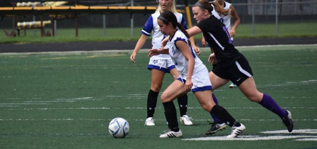 Grace prevent both men and women's soccer claiming three points