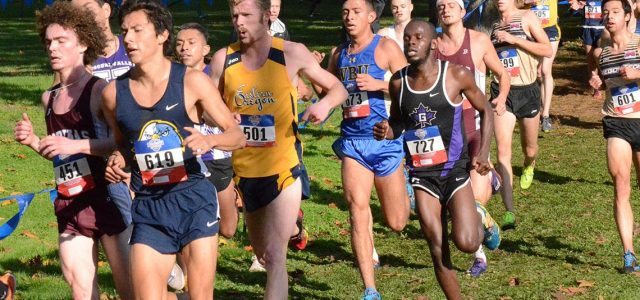 Cross Country opens their 2018 season
