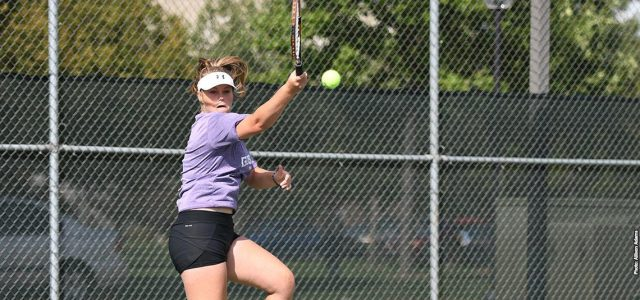 Goshen College tennis teams fall to the Marian Knights