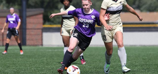 Women's soccer extend their unbeaten streak