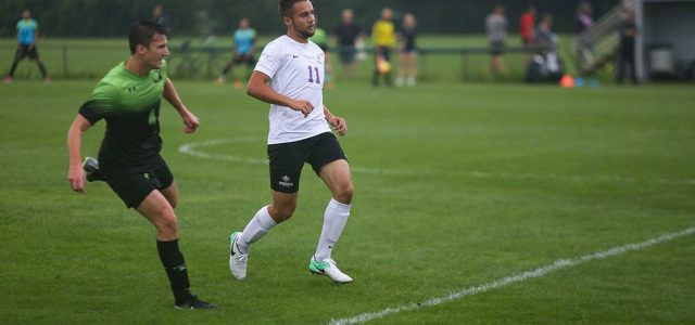 Men and women's soccer undefeated during Saturday's doubleheader