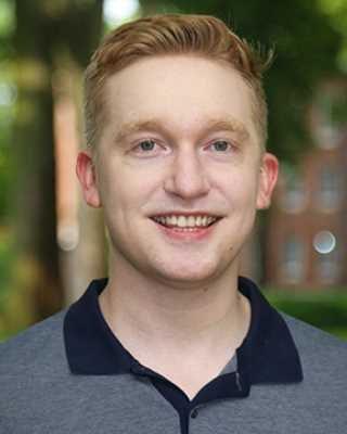 Portrait of Joshua Boggs