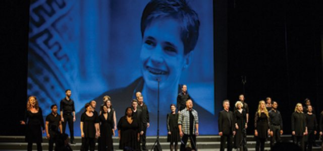 """Considering Matthew Shepard"" returns to Sauder"