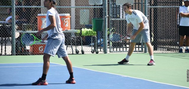 Boussom and Cafe lead Goshen Tennis to doubles final