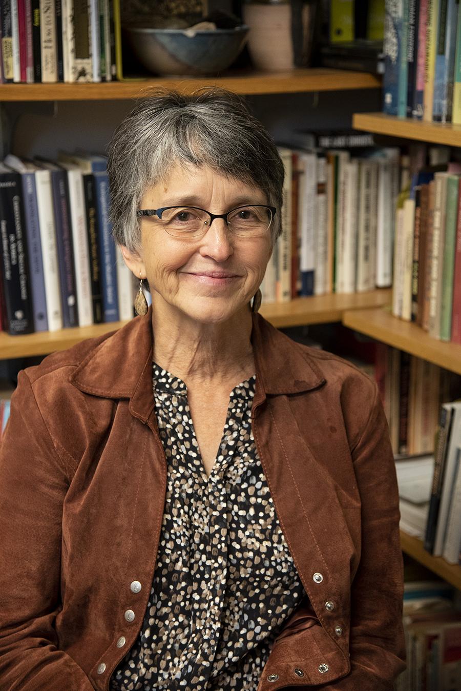 Portrait of Jan Bender Shetler