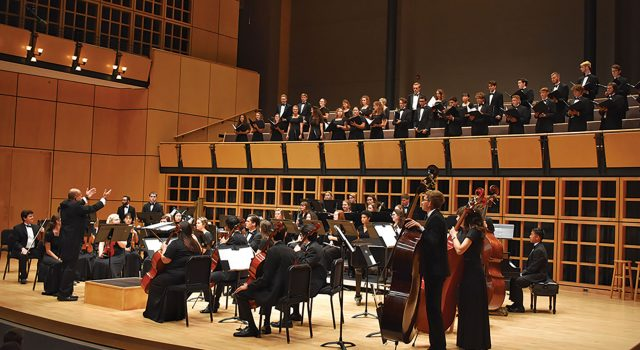 Music Department Celebrates Homecoming With Annual Gala