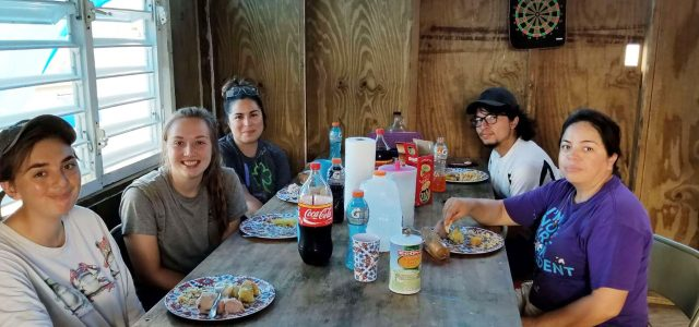 Students spend fall break in Puerto Rico