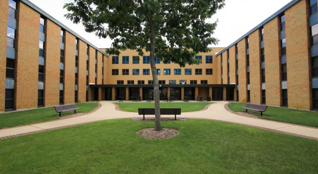 Miller Residence Hall reopens like 'a new shiny car'