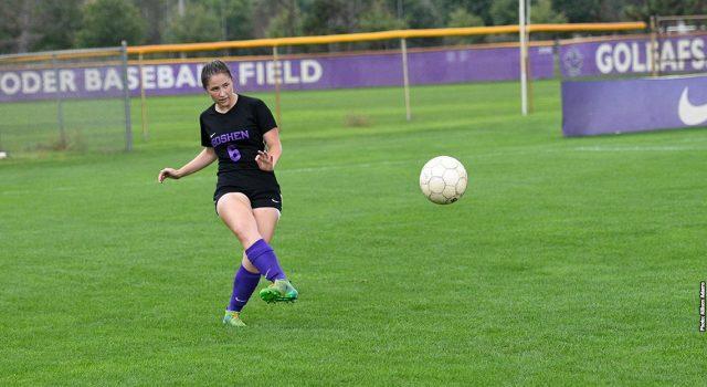 Marian upsets both women and men's soccer