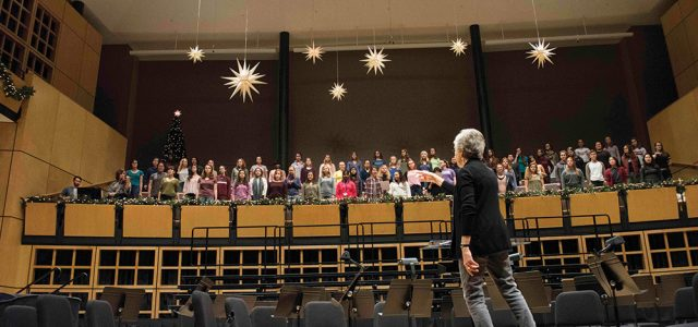 "Highly anticipated ""Festival of Carols"" returns to Sauder Hall"