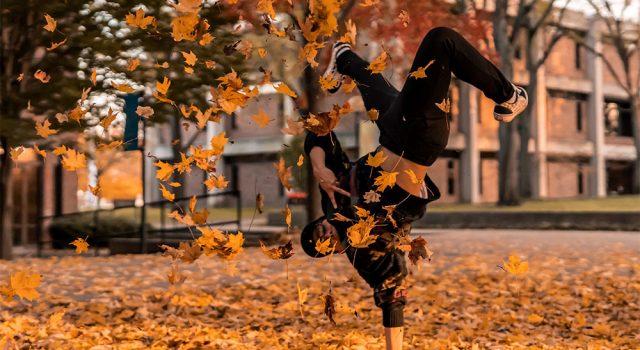 Nimoy Vaidya evolves through dance