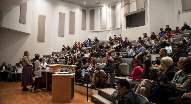 Student Senate presents the first State of the Student Address