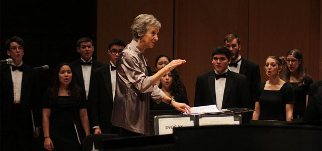 GC Chamber Choir joins Symphony Orchestra in Sauder
