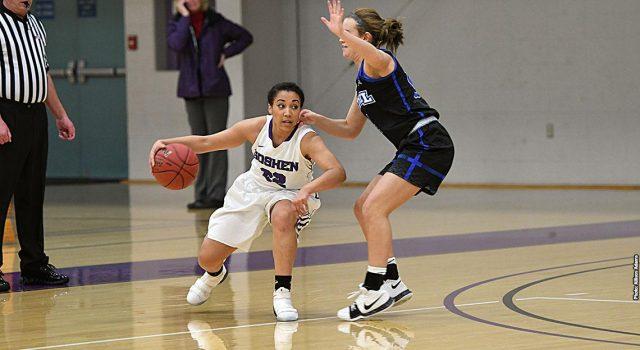 Home opener win for women's basketball