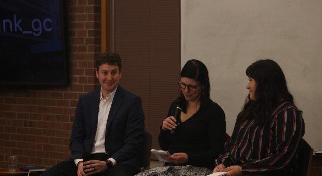 Media and Marketing Program offers insight to GC students and Faculty