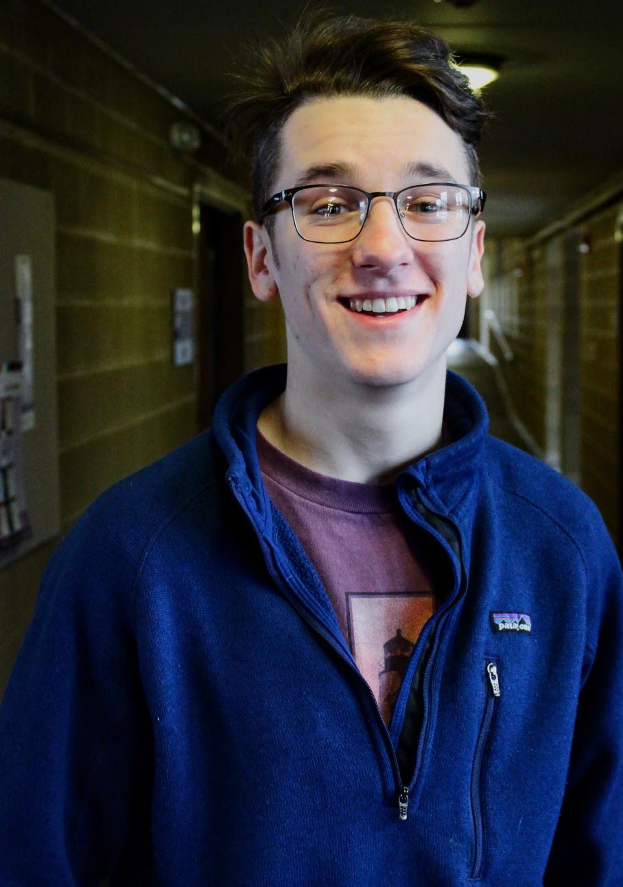 Portrait of Nathan Pauls