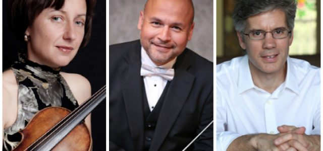 Music trio showcases faculty talents