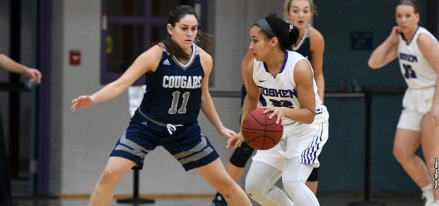 Women's basketball loses thriller at home
