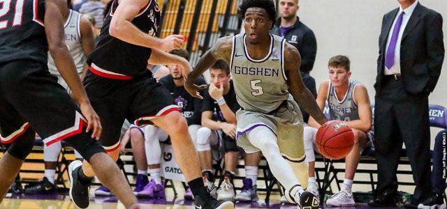Mens basketball falls to University of Saint Francis