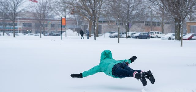 Extreme winter weather forces campus shutdown