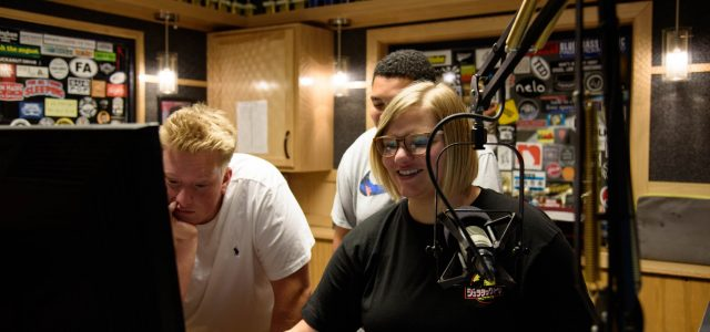 GC broadcasting students rack up more awards