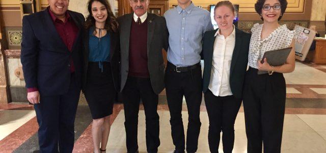 GC students testify for hate crimes legislation