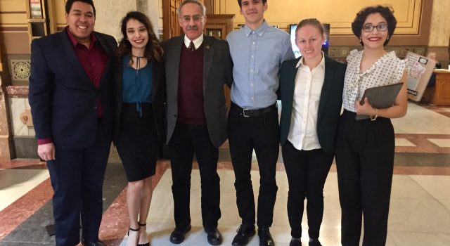GC students testify for hate crimes legislation