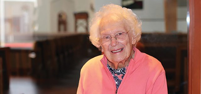 Oldest living GC alum reflects on long life