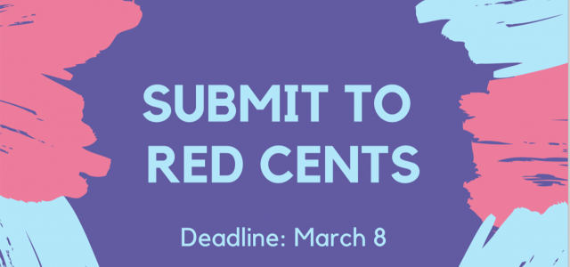 """Red Cents"" magazine seeks submissions"