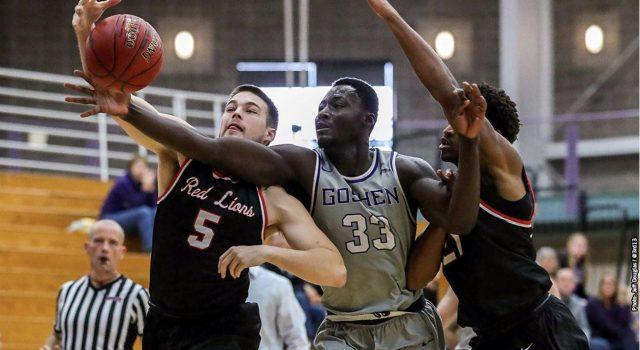 Basketball teams fall amid senior night recognitions