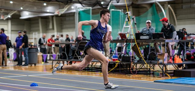 Conference meet highlighted by records