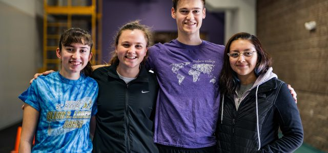 Students head to NAIA indoor track and field national meet
