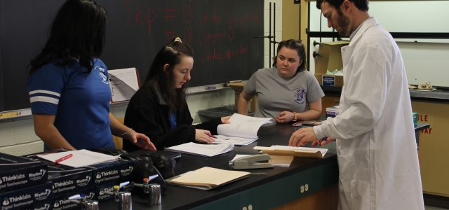 Science Olympiad stems inspiration and creativity in students