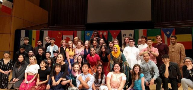 A celebration of countries and cultures at ISC