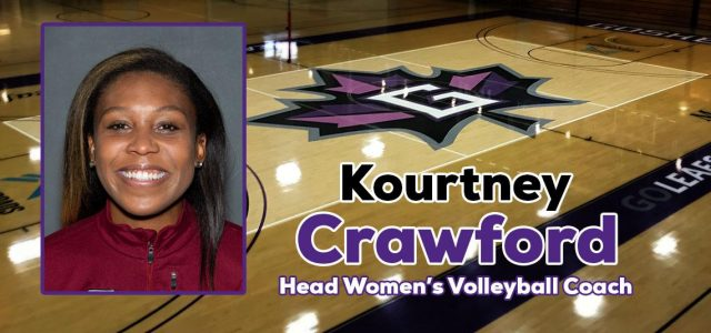 Crawford named women's volleyball coach