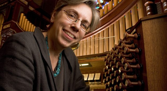 Internationally known organist performs at GC