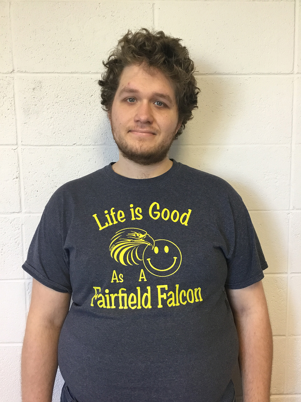 Portrait of Patrick Webb