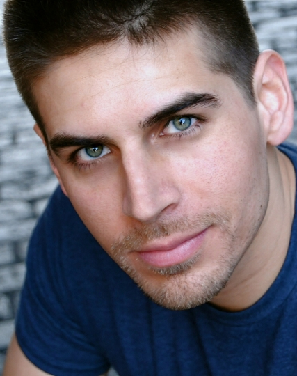 Portrait of Carlos Andres Gomez