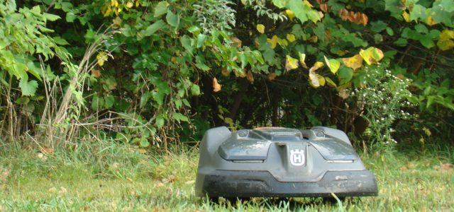 Robot Mower the 'Way of the Future'