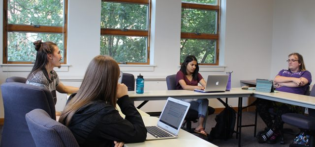 Student Senate kicks off the fall semester