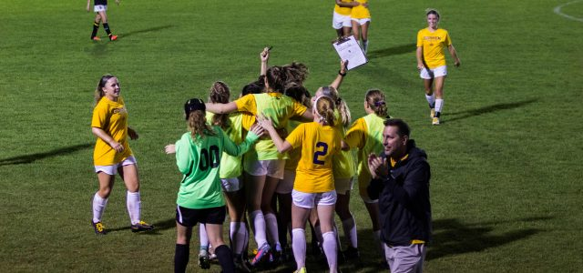Women's soccer finds success going for the goal