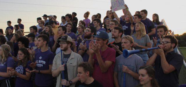 Athletic department introduces 'Pride Night'