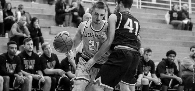 Double-header success for basketball