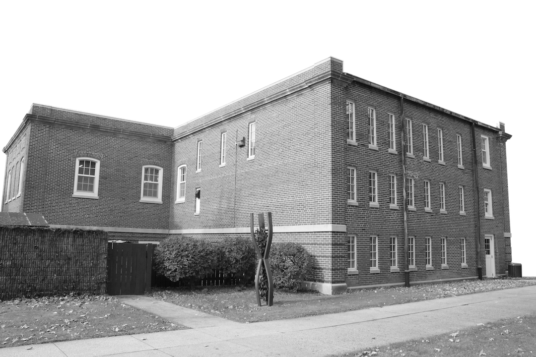 Photo of the visual arts building