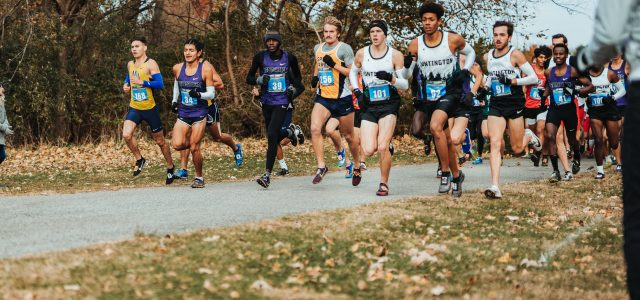 Men's cross country head to NAIA National Championship
