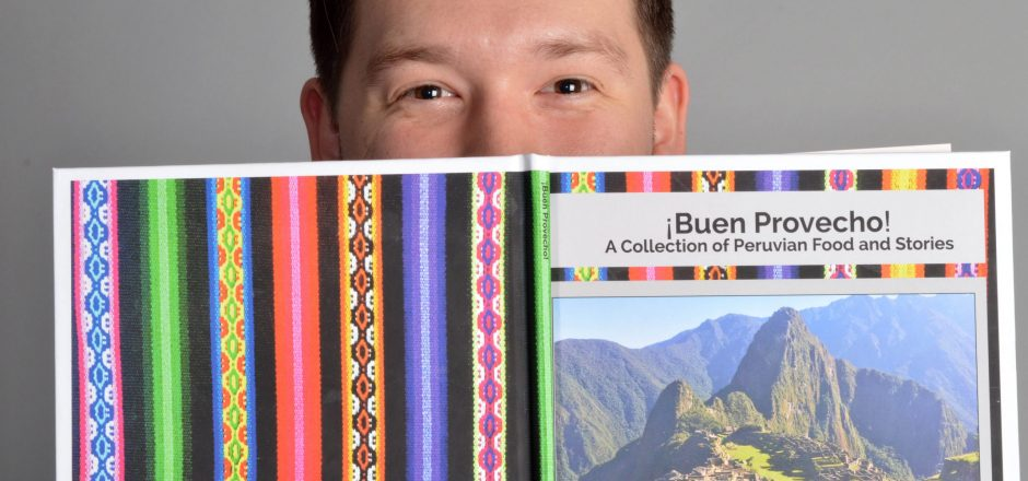 ¡Buen Provecho!: Yoder to release cookbook
