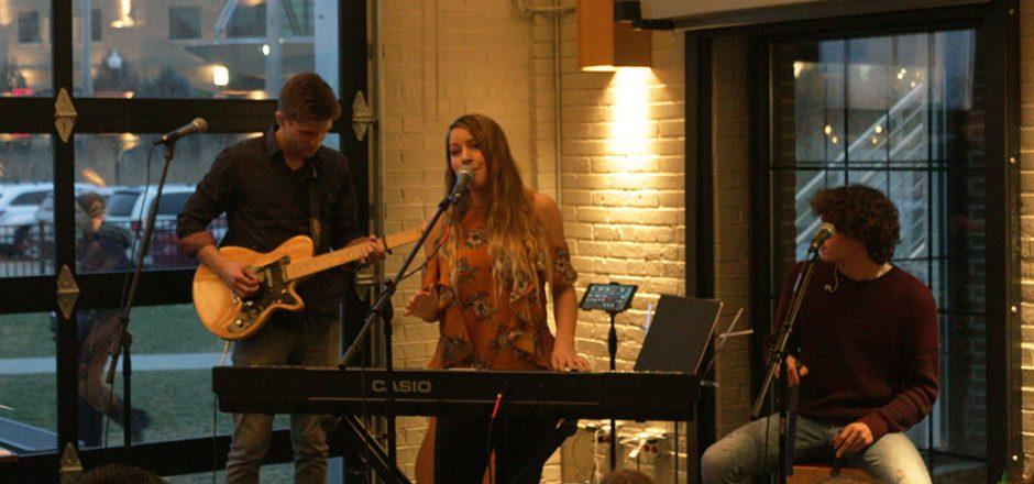 GC Alumni take sibling band, 'Girl Named Tom,' on nationwide tour